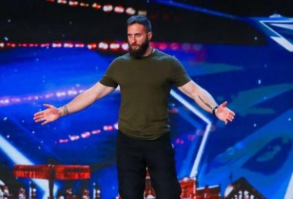 Britain's Got Talent 'Magic Marine' James Saved Soldier's Life in Afghanistan