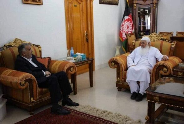 Iran's Envoy Stresses on Inclusive Govt's in Afghanistan