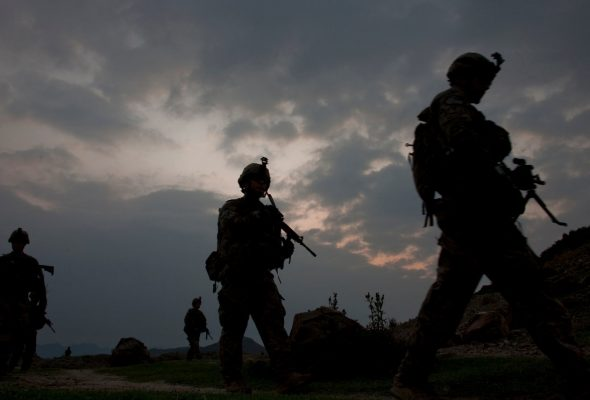 19 Afghan Security Forces Killed in Clashes With Taliban