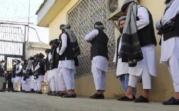 Gov't Releases 71 More Taliban Prisoners Under Peace Deal Terms