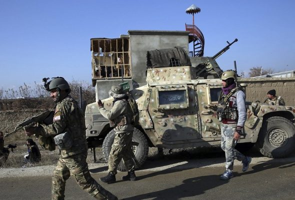 11 Taliban insurgents killed in security operations in Ghazni, Paktika and Wardak provinces