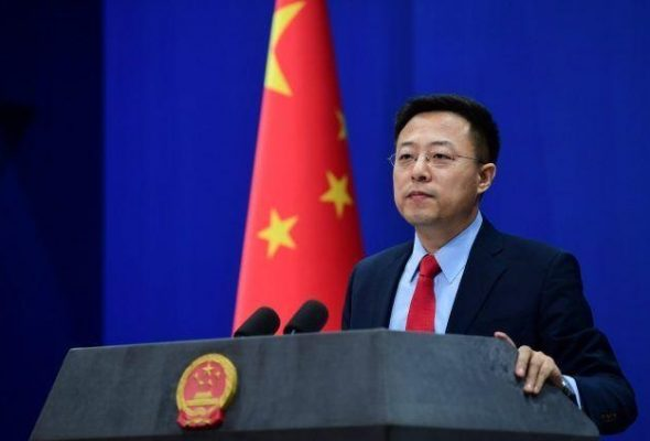Afghans' Aim for Peace, Cessation of Violence are Essential More Than Anything: China