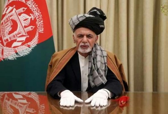 President Ghani Orders Security Forces to Switch Offensives Mode After Kabul Hospital Attack