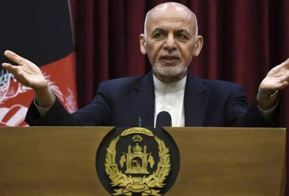 """""""We Can't Remain Silent Against Child Killers"""": Ghani"""