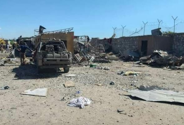 Developing: 7 Killed, 40 Wounded in Ghazni Car Bomb Explosion