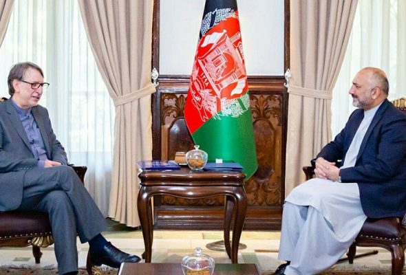 Iranian Delegation Arrived Kabul to Discuss Border Incident