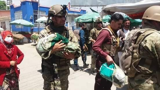 Developing: Six Wounded as Gunmen Attack Hospital in Kabul