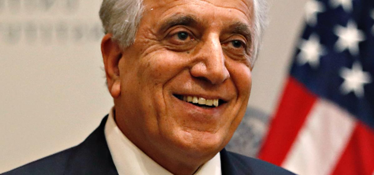 US Envoy Khalilzad Arrives in Kabul for Intra-Afghan Peace Talks