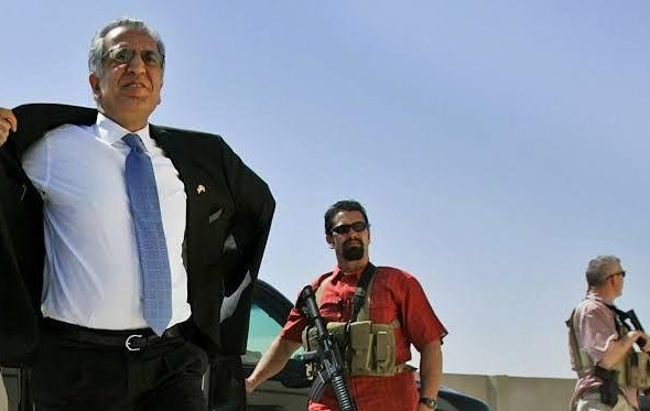 US Special Envoy Khalilzad Travels To Afghanistan, Qatar