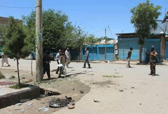 2 Killed and 18 Wounded in Kunduz Explosion