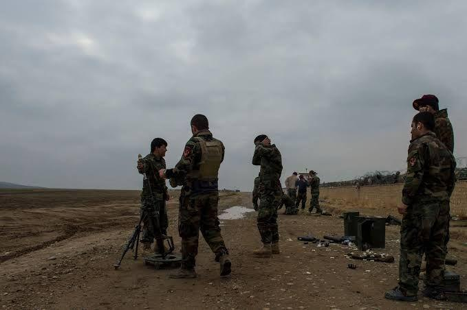 Official Says ANDSF in 'Offensive Mode' in West Afghanistan