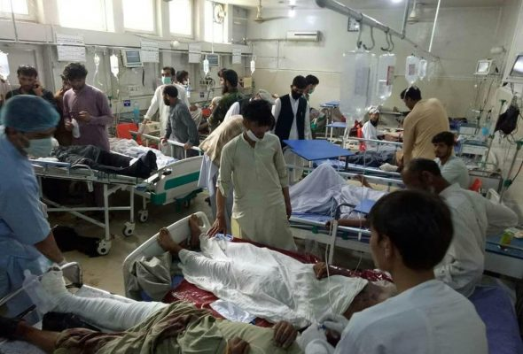 Developing: Nangarhar Suicide Attack Death Toll Rises to 21