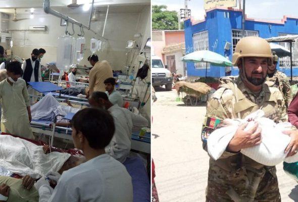 Kabul, Nangarhar Attacks Widely Condemned