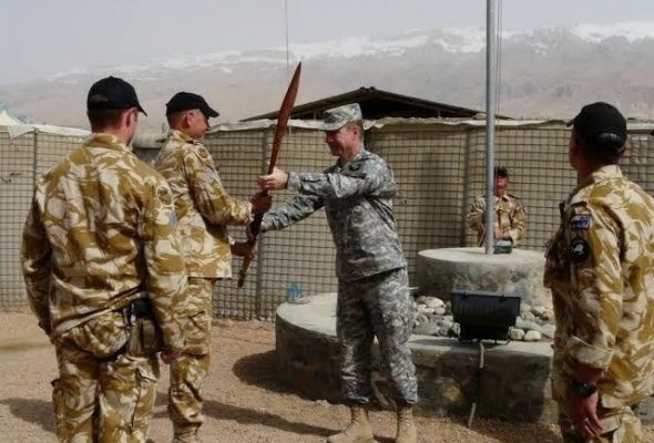 New Zealand Forces Call in Contractor to Clear Afghan Firing Ranges