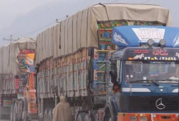 Pak-Afghan Exports Shrink by 10 Percent