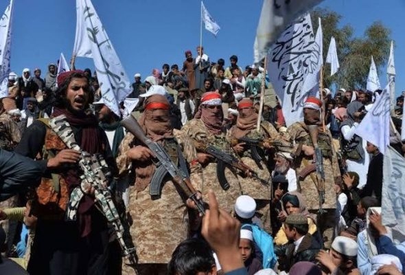Taliban Say Afghan Gov't Is Responsible for Further Violence