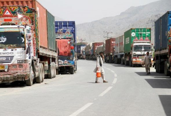 Pakistan Will Enter 150 Goods Trucks to Afghanistan Daily