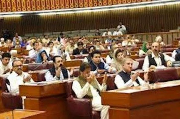 Pakistan's Senate Offers Fateha for Victims of Recent Attacks in Afghanistan