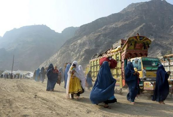 Pakistan Wants Early and Honourable Repatriation of Afghan Refugees