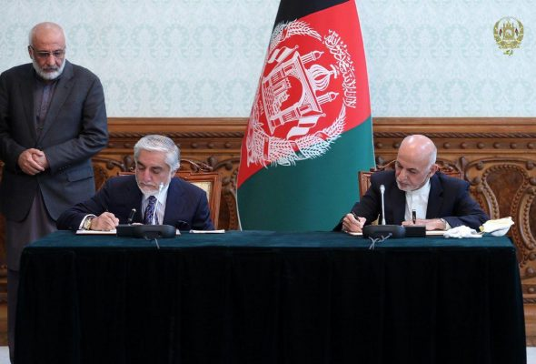 UK: Strong, Unified Gov't Is Vital  At This Critical Time For Afghanistan