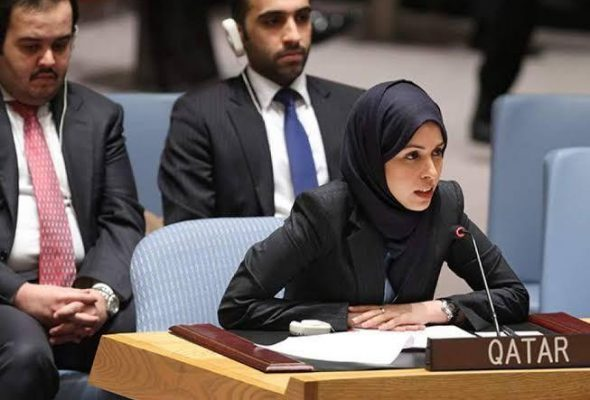 Qatar Emphasizes Women's Role in Afghan Peace Process