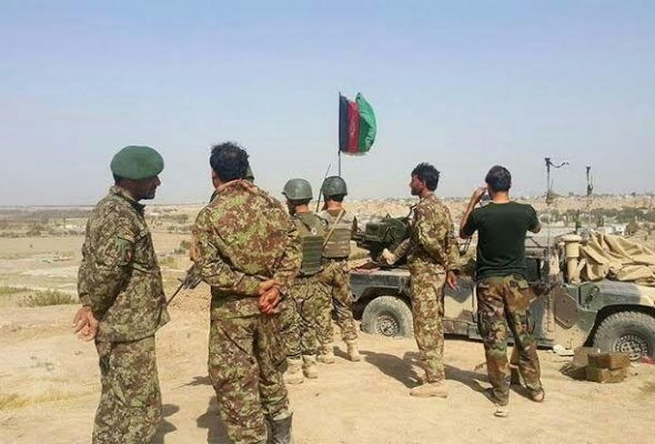 11 Afghan Security Forces Killed, Wounded in Laghman