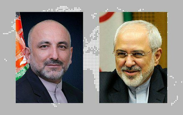 Afghan FM Speaks on Phone with His Iranian Counterpart