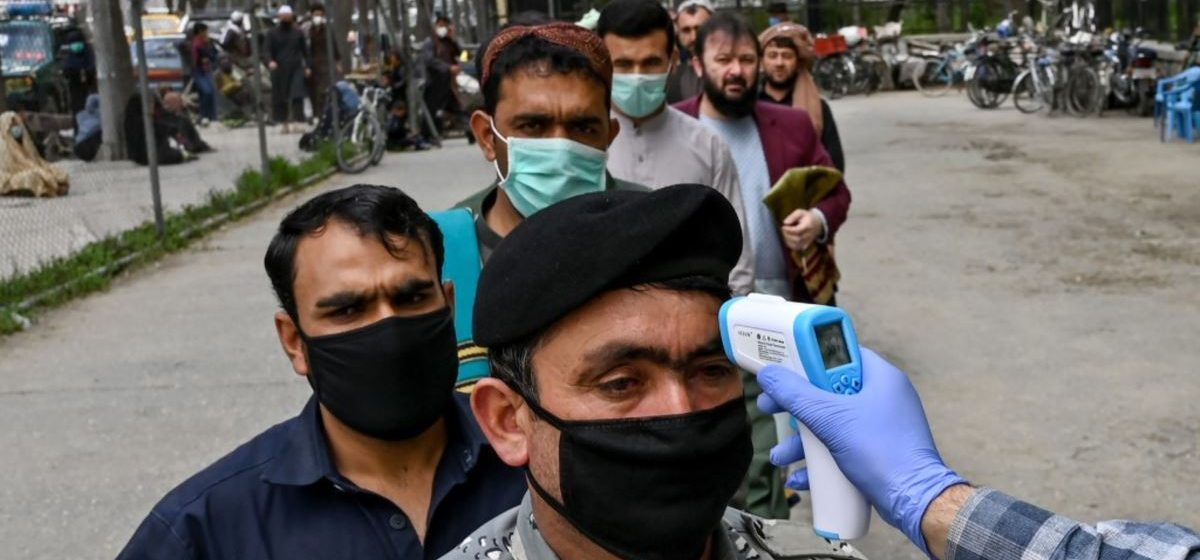 COVID-19 Bashes Nangarhar: How to Explain high Coffin Sales but low Death Tolls?
