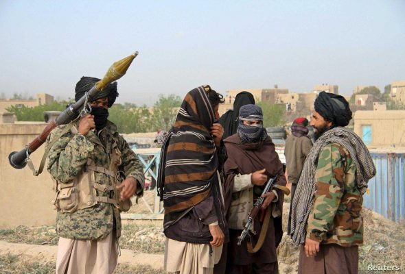 Enemy Attack Patterns in Afghanistan 'Consistently' High Through 2019: US State Dept