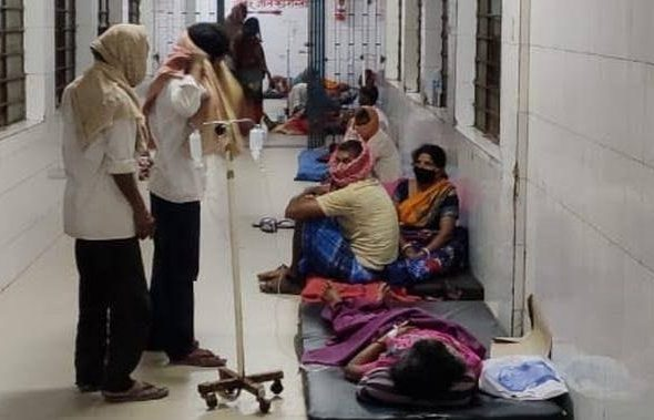 As COVID-19 Cases Rise, New Delhi Struggles to Provide Hospital Beds