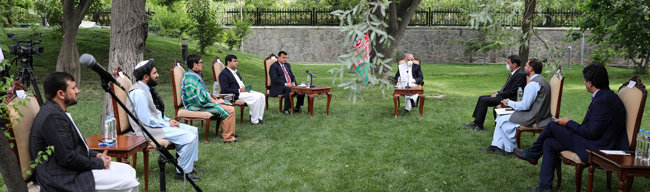 Parliament Awaits Vote of Confidence: How well are Ghani and Abdullah Sharing Power?