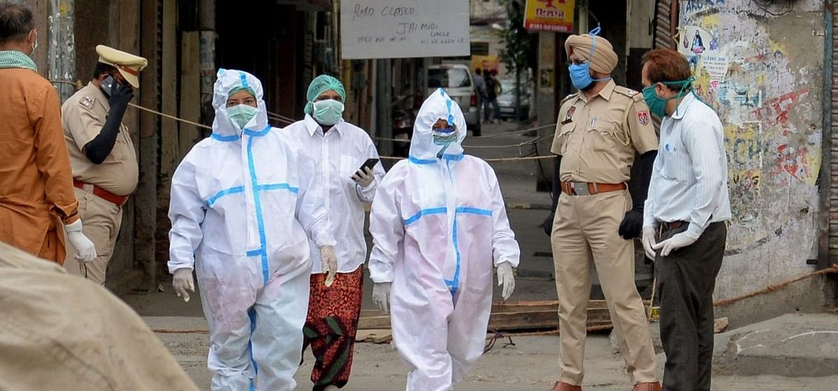 India Reports Biggest Single-Day Jump in COVID-19 Cases