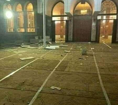 Afghanistan Forms Delegation to Investigate Kabul Mosque Suicide Bombing