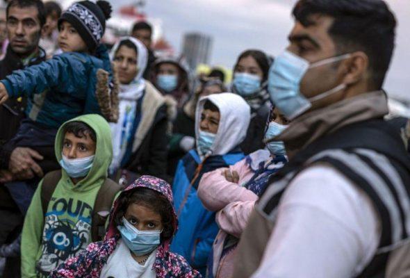 COVID-19: Asylum Applications to EU Decade-Low in April