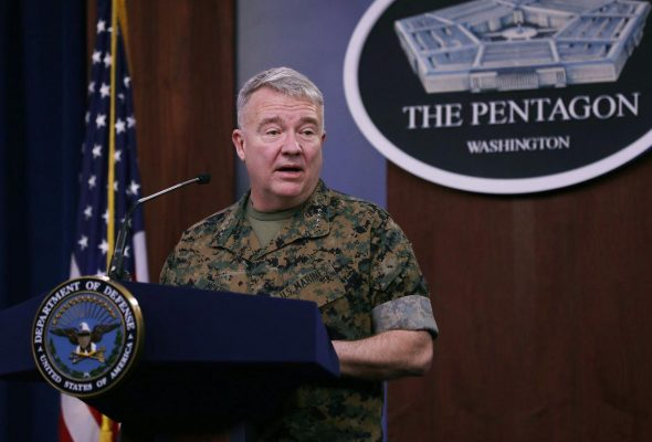 US Reduces Troops in Afghanistan to Agreed Level: US General