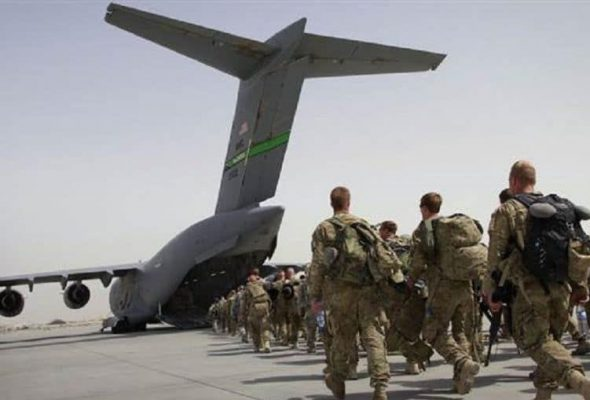 US Planning To Withdraw 4,000 Troops From Afghanistan