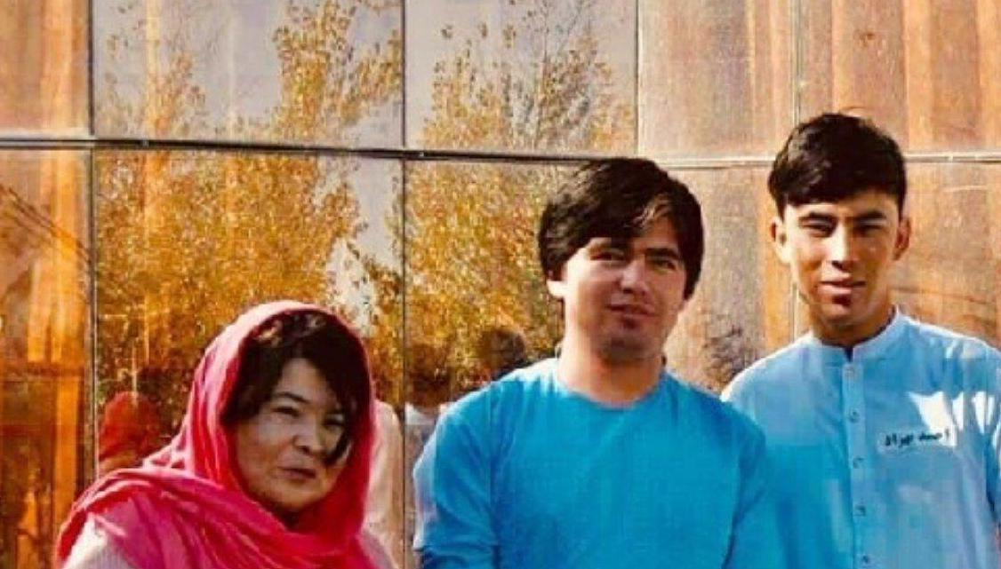 Fatima Rajabi: The Woman Who Was Shot Dead By Taliban After They Promised Her Release