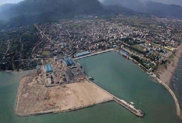 Iran's Chabahar Port Sends First Transit-Only Cargo To India