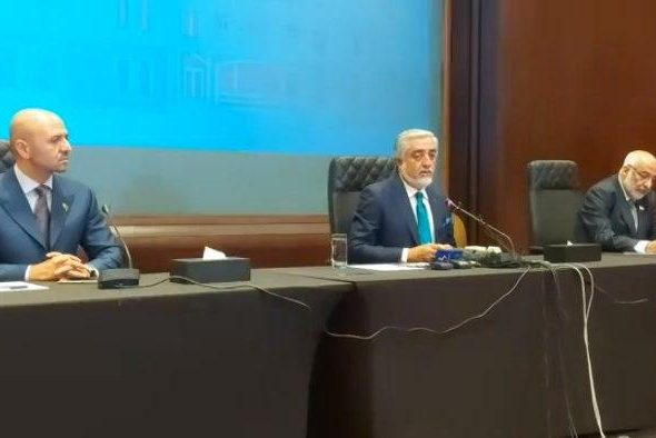 Abdullah Calls For 'Significant' Reduction In Violence, Then 'Ceasefire'