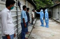 With Record One-Day Spike, India Less Than 10,000 COVID-19 Cases Behind Brazil