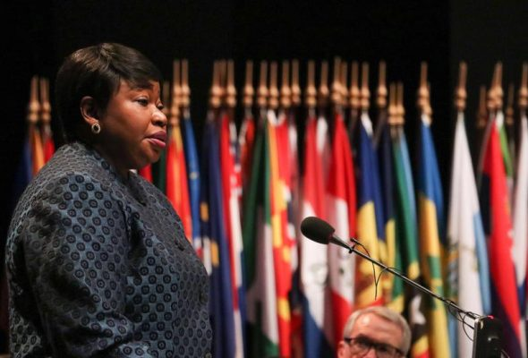 US Sanctions ICC Prosecutor For Investigating Afghanistan War Crimes By Troops