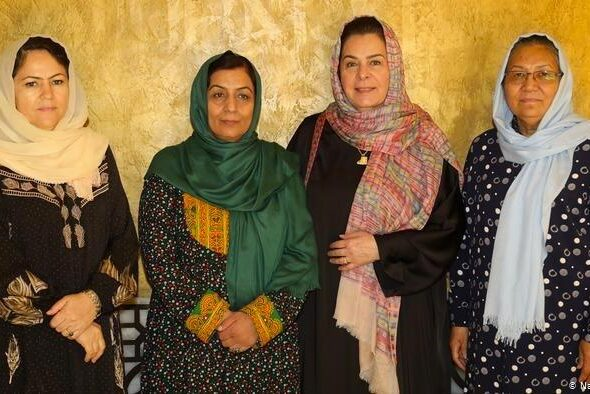 Rula Ghani: Afghan Women Don't Want Peace 'At Any cost'