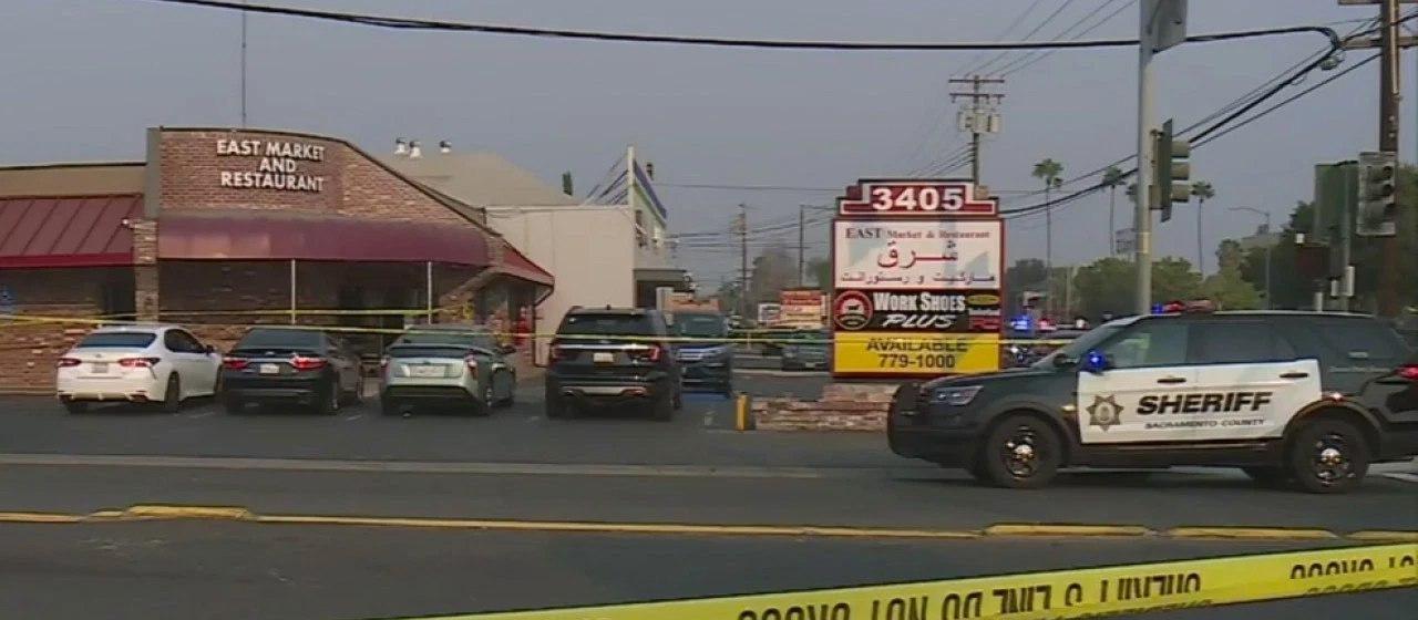 Gunman Dead After Shooting In Afghan Market In California