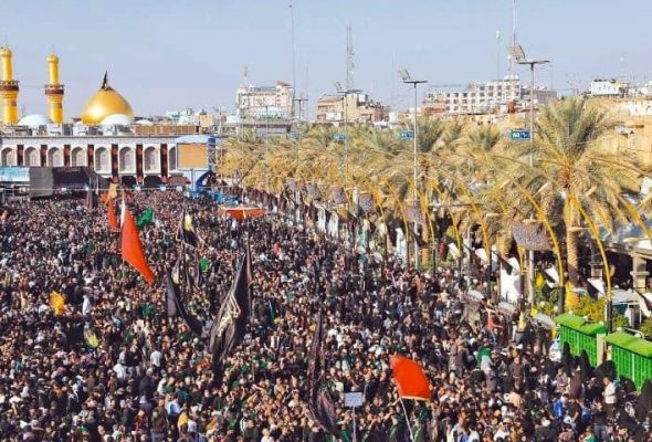 Terrorist Attack Targeting Arbaeen Pilgrims Foiled In Iraq