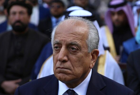Khalilzad 'Disappointed' by Violence, Calls For Urgent Reduction