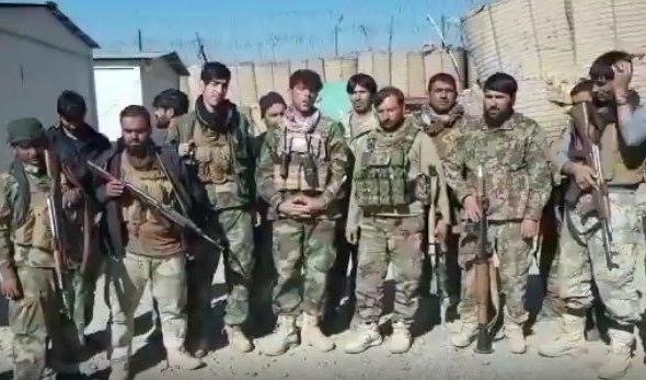 MoD Provides Weapons, Food, Medical Aid To Army Soldiers In Wardak