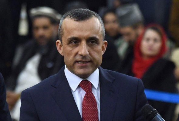 Saleh: Taliban Consider Ceasefire As Their 'Political Death'