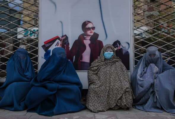 Afghan Women Disproportionately Impacted by COVID-19: IRC