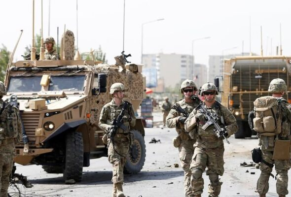 Germany Warns Against 'Rash Actions' in Afghanistan, Says Further Troop Withdrawal Must be Linked with Peace Talks
