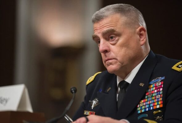 After 'Modicum of Success' in Afghanistan, Drawdown Underway: Milley